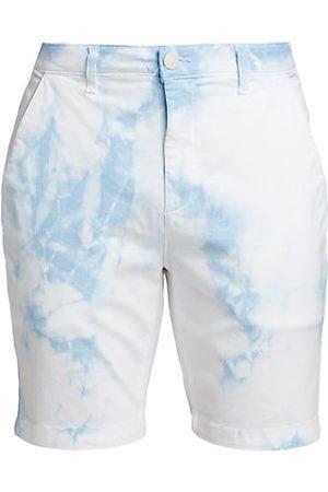Monfrere Tie-Dye Cruise Shorts