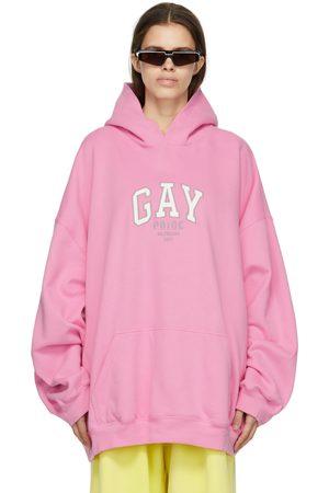 Balenciaga 'Pride' Boxy Hoodie