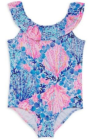 Lilly Pulitzer Little Girl's & Girl's One-Piece Swimsuit