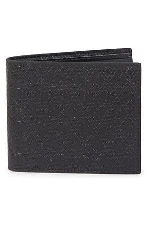 Saint Laurent Le Monogramme Allover East/West Leather Wallet