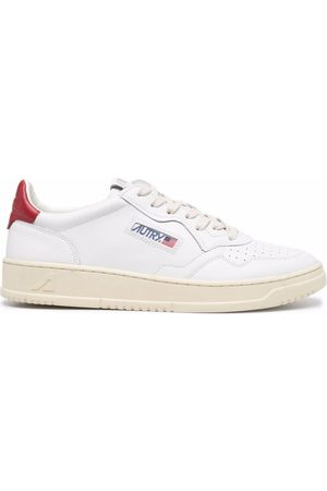Autry Action low-top leather sneakers