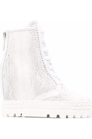 Casadei Webster platform boots