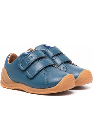 Camper Kids Touch-strap low-top sneakers
