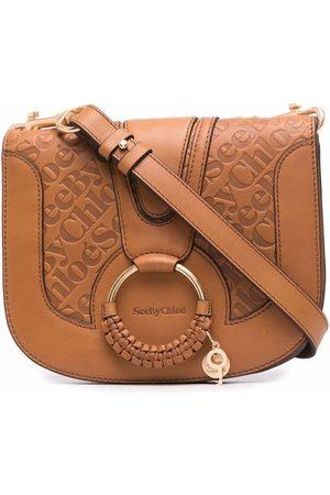 See by Chloé Hana-embossed shoulder bag
