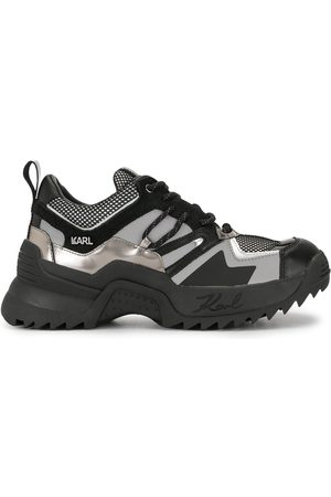 Karl Lagerfeld Quest Delta chunky sneakers