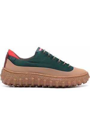 Camper Ground colour-block sneakers