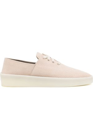 FEAR OF GOD Perforated low-top sneakers