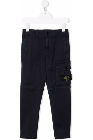 Stone Island Panelled cargo trousers