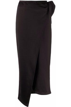 Isabel Marant High-waisted midi pencil skirt