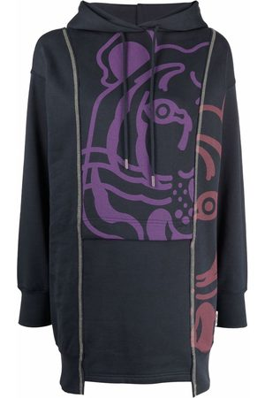 Kenzo Graphic-print pullover hoodie