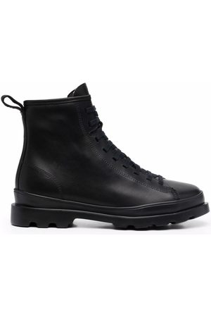 Camper Brutus leather ankle boots