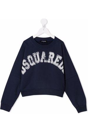 Dsquared2 Logo-print cotton cotton sweatshirt