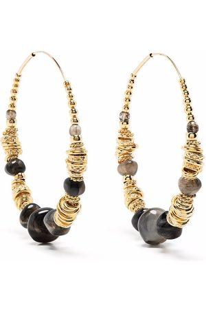 Gas Bijoux Biba hoop earrings