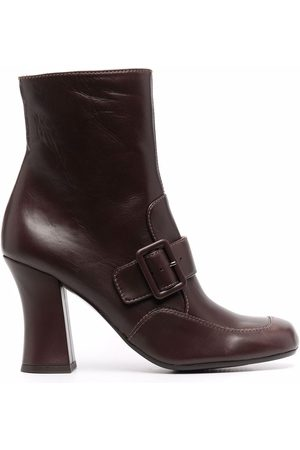 Chie Mihara Fencip buckled ankle boots