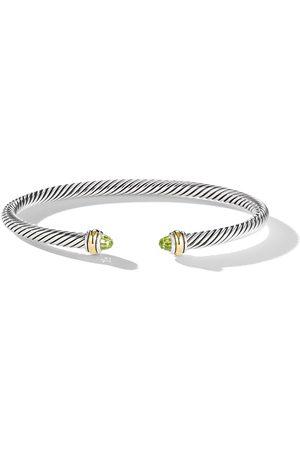 David Yurman Sterling 4mm cable bracelet