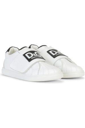 Dolce & Gabbana Shell toe low-top sneakers