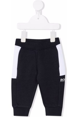 HUGO BOSS Logo print sweatpants