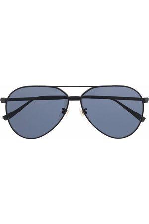 Dunhill Aviator-frame sunglasses