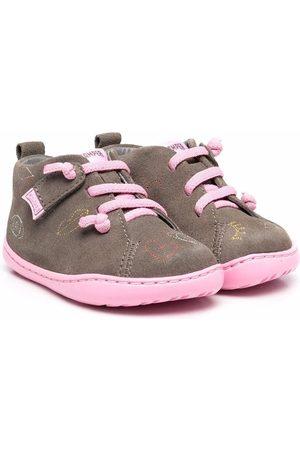 Camper TWS FW suede sneakers