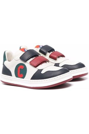 Camper Colour-block touch-strap sneakers
