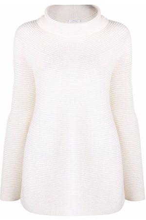 LISKA Pullover roll neck jumper