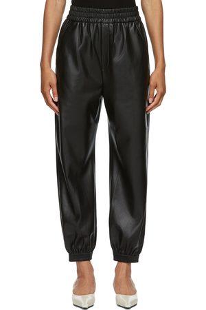 Nanushka Vegan Leather Lounge Pants