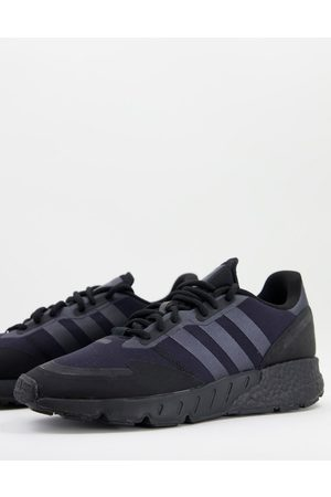 adidas ZX 1K Boost trainers in triple