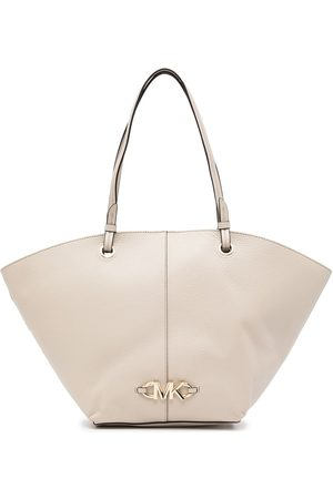 Michael Kors Izzy pebbled leather tote bag