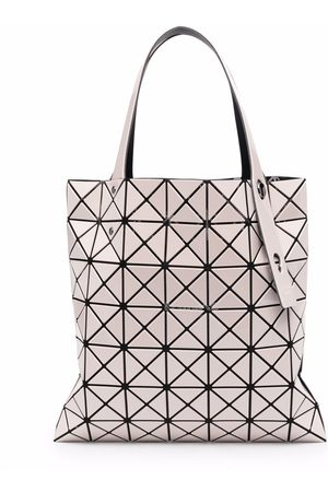BAO BAO ISSEY MIYAKE Women Handbags - Prism geometric-pattern tote