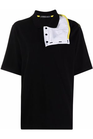 Y / PROJECT Reconstructed polo shirt