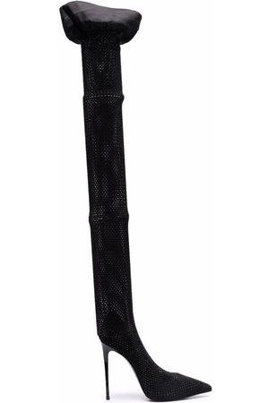 LE SILLA Women Stockings - Gilda stocking boots