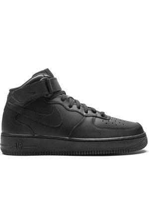"""Nike Air Force 1 Mid '07 """"2021 Release Triple """" sneakers"""
