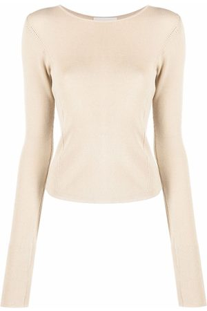 LEMAIRE Women Long Sleeve - Fine-knit long-sleeve top