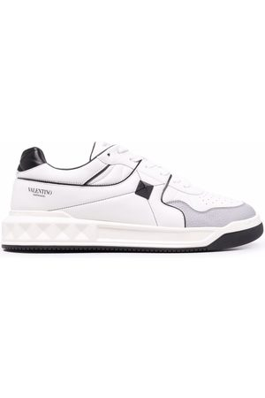 VALENTINO GARAVANI Men Sneakers - One-Stud low-top lace-up sneakers