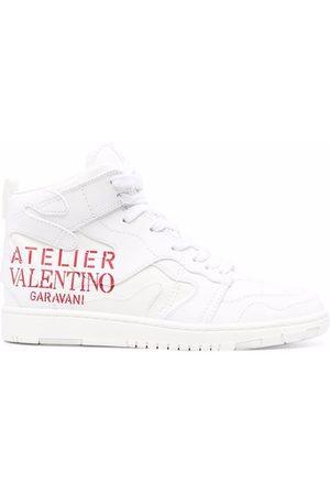 VALENTINO GARAVANI Women Sneakers - Atelier 07 Camouflage Edition high-top sneakers