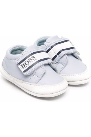 HUGO BOSS Baby Sneakers - Touch-strap trainers