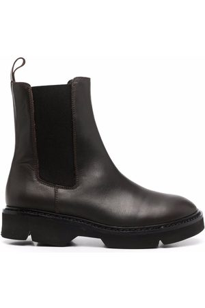 P.a.r.o.s.h. Women Ankle Boots - Ridged sole ankle boots