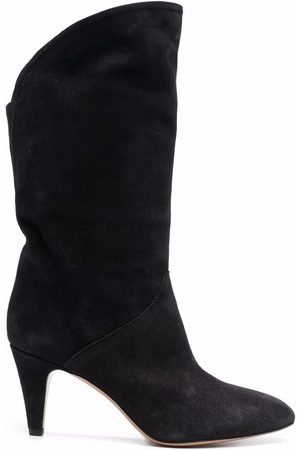 Isabel Marant Leye suede ankle boots