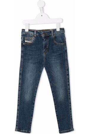 Diesel Girls Slim - Slim-cut jeans