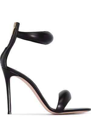 Gianvito Rossi Women Sandals - GIANVITTO BIJOUX 105 HH SNDL RTOE CHNKY