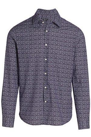 Saks Fifth Avenue Floral Button-Down Shirt