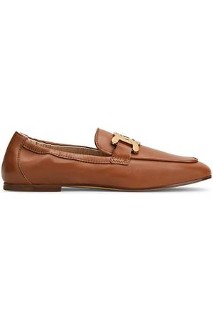 Tod's Loafers - Kate Elastic Back Leather Loafers