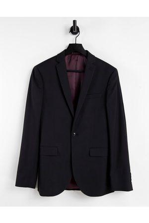 Topman Men Blazers - Super skinny single breasted suit jacket in