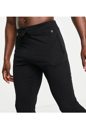 French Connection Men Joggers - Tall jersey lounge joggers in