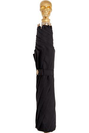 Men Umbrellas - Alexander McQueen & Gold Skull Folded Umbrella