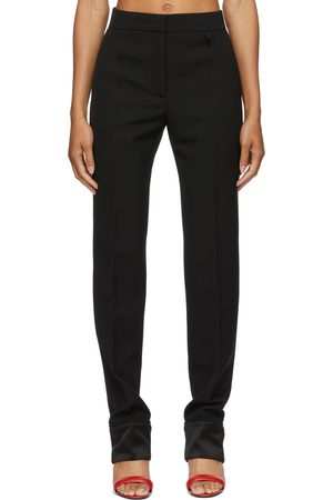 Givenchy Wool Tricotine Trousers