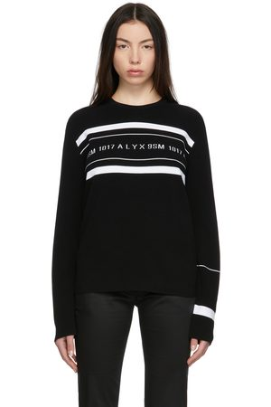 Women Jumpers - 1017 ALYX 9SM & Band Logo Sweater