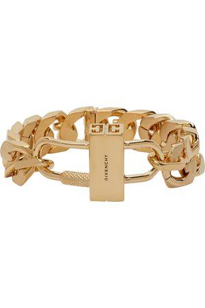 Givenchy G Chain Lock Bracelet