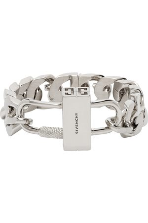 Women Bracelets - Givenchy G Chain Lock Bracelet