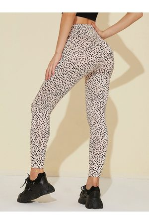 YOINS Spotted Super Stretch Sports Leggings